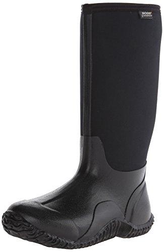 Bogs Standard Classic High Womens Boot Black 6 - 60152