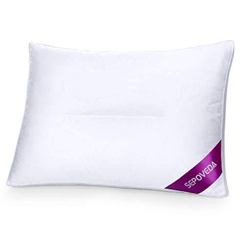 Sepoveda 枕 安眠 人気 肩こり 低刺激性 健康枕 快眠 丸洗い 可能 ...