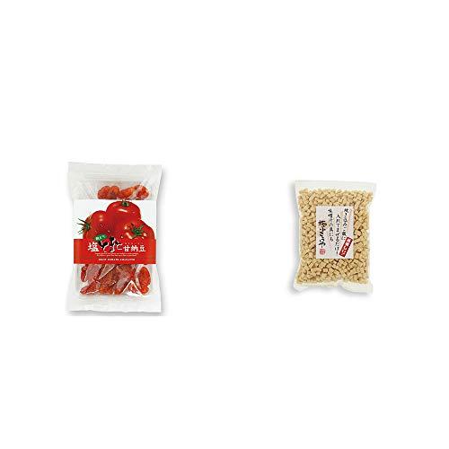 [2点セット] 朝どり 塩とまと甘納豆(150g)・極小こうや(100g)