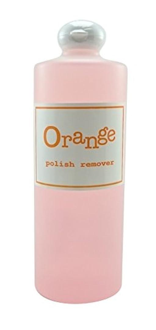 消費憧れ扱うオレンジポリッシュリムーバー 500ml