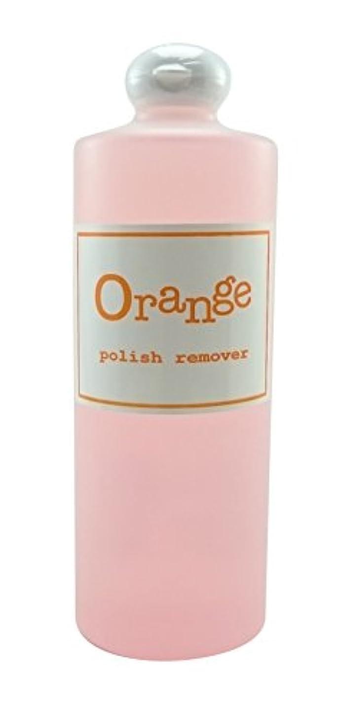 包帯家主製品オレンジポリッシュリムーバー 500ml