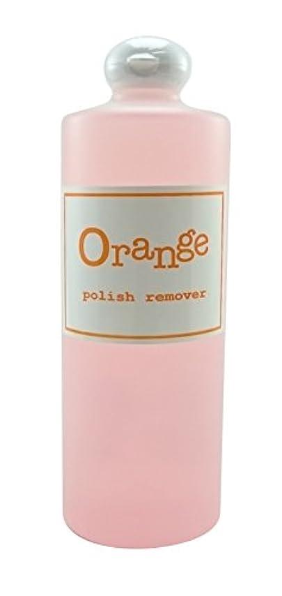 ナインへよく話される過度にオレンジポリッシュリムーバー 500ml