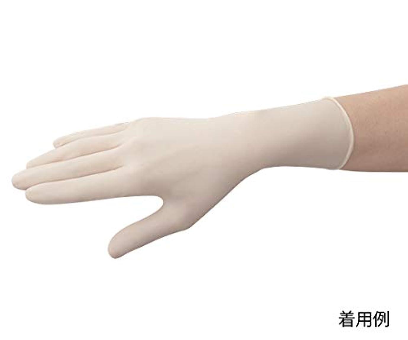 シンボル手足グレー東レ?メディカル 手術用手袋メディグリップ パウダーフリー50双 8175MG