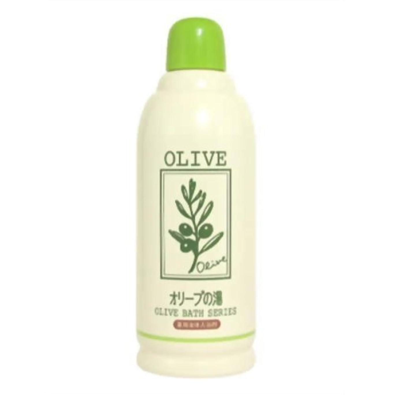 【5本】薬用オリーブの湯 (フレッシュシトラスの香り)