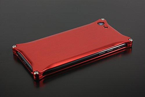ソリッド for iPhone7 (レッド)