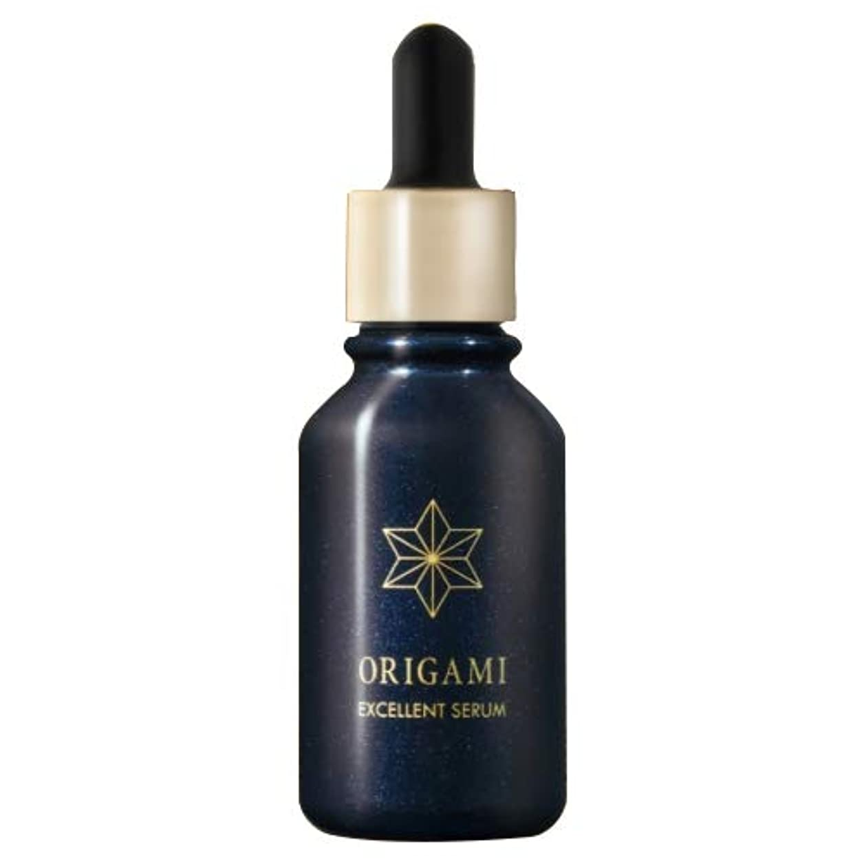談話小麦粉多様性ORIGAMI エクセレントセラム 保湿美容液 40ml ヒト幹細胞培養液配合