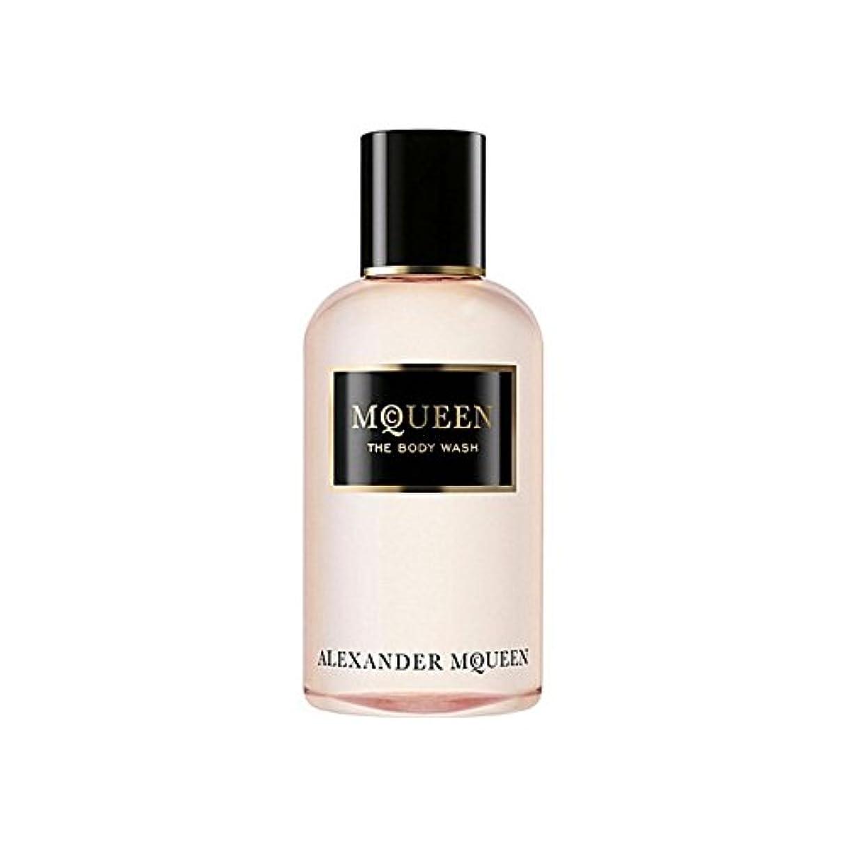 宮殿青偽装するAlexander McQueen Amq Mcqueen Eau De Parfum Shower Gel 250ml - アレキサンダーマックイーンマックイーンオードパルファムシャワージェル250ミリリットル [並行輸入品]