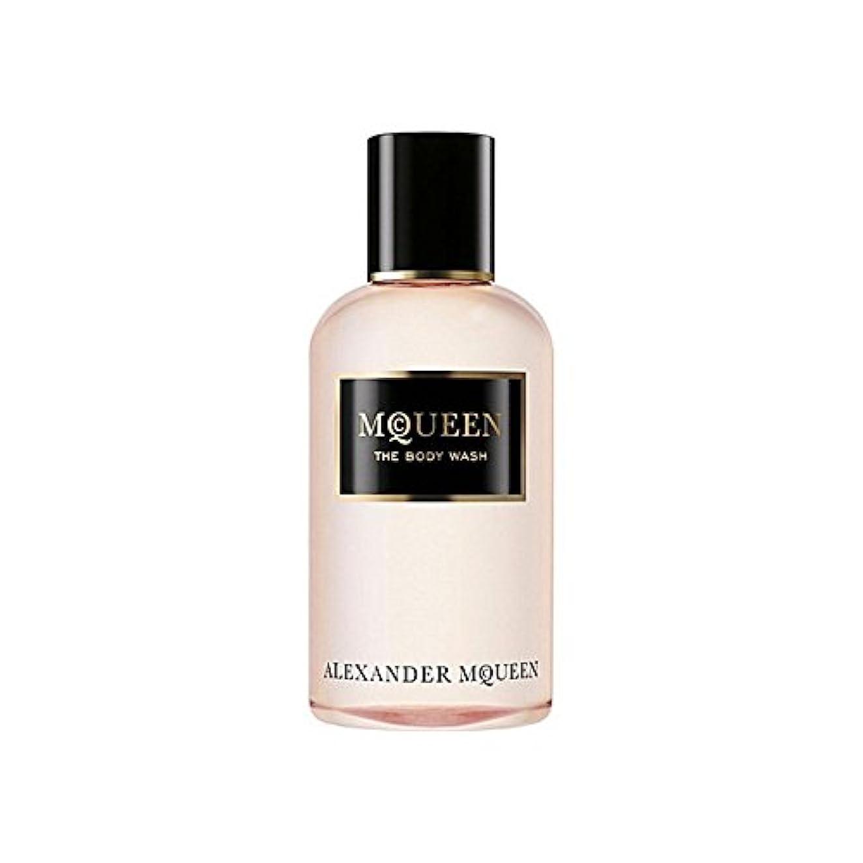 遮る最もスペイン語Alexander McQueen Amq Mcqueen Eau De Parfum Shower Gel 250ml - アレキサンダーマックイーンマックイーンオードパルファムシャワージェル250ミリリットル [並行輸入品]