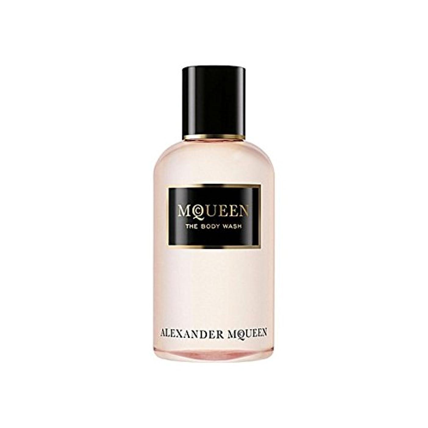 通行人試すパートナーAlexander McQueen Amq Mcqueen Eau De Parfum Shower Gel 250ml - アレキサンダーマックイーンマックイーンオードパルファムシャワージェル250ミリリットル [並行輸入品]