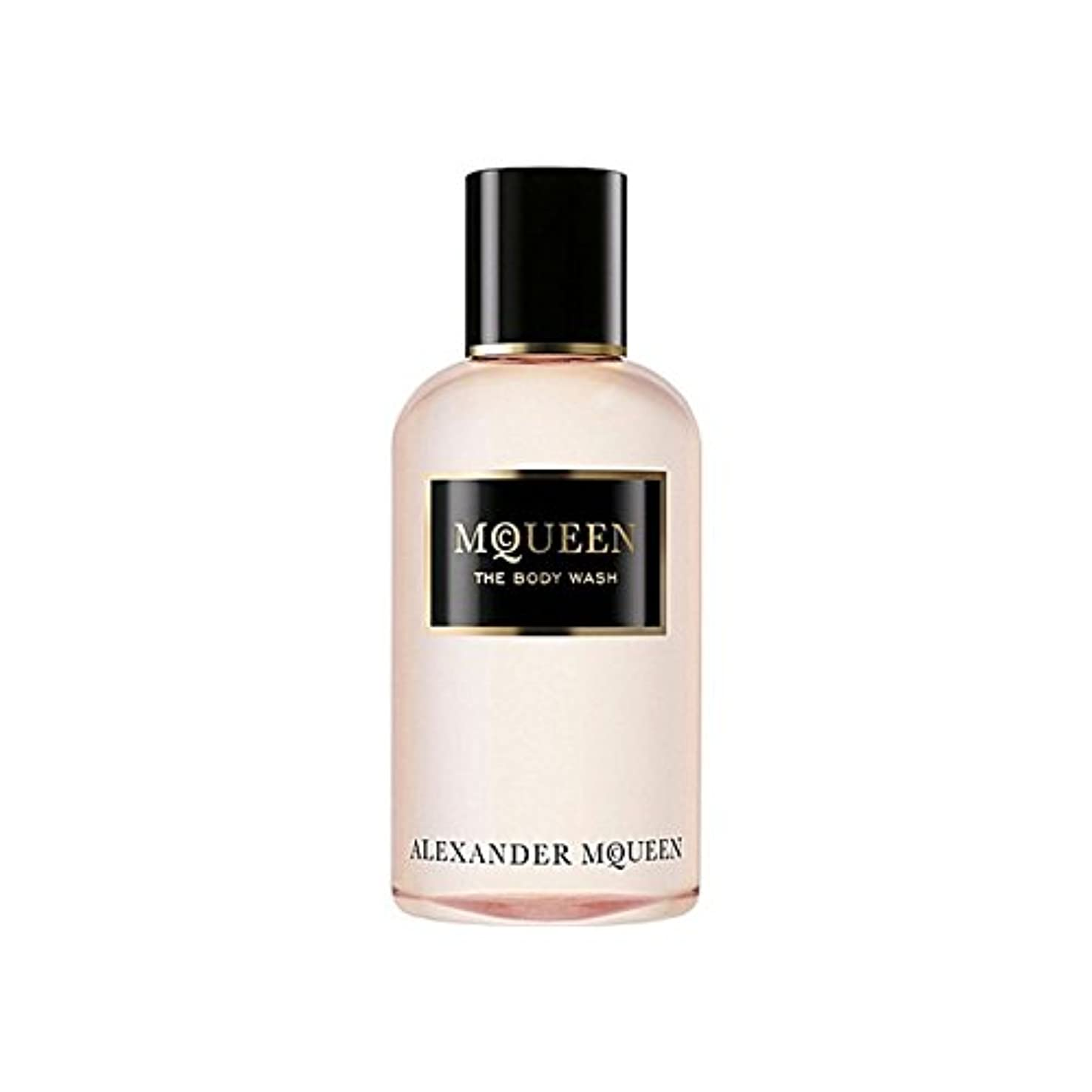 花瓶敬なジュラシックパークAlexander McQueen Amq Mcqueen Eau De Parfum Shower Gel 250ml - アレキサンダーマックイーンマックイーンオードパルファムシャワージェル250ミリリットル [並行輸入品]
