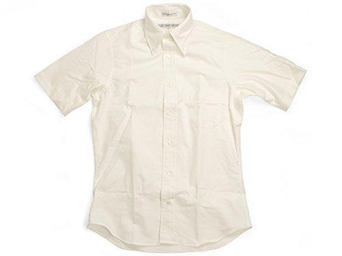 (インディビジュアライズドシャツ)INDIVIDUALIZED SHIRTS 半袖ボタンダウンシャツ レガッタオックスフォード (米国製)