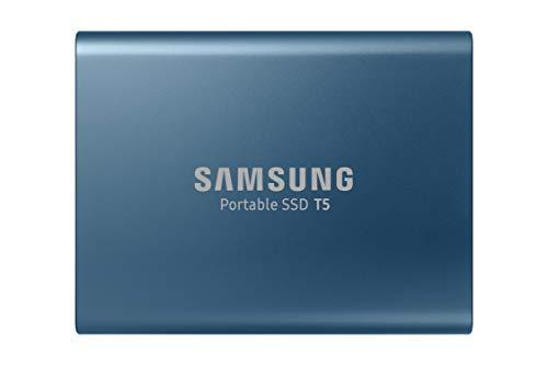 Samsung 外付けSSD T5 500GB USB3.1 Gen2対応 正規代理店保証品 MU-PA500B/IT