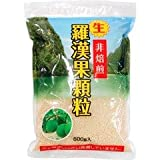 〔ムソー/日本食品〕生羅漢果顆粒 500g【10448】