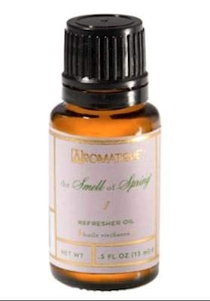 タービン借りている乗ってThe Smell Of Spring Refresher Oil、0.5 Oz by Aromatique