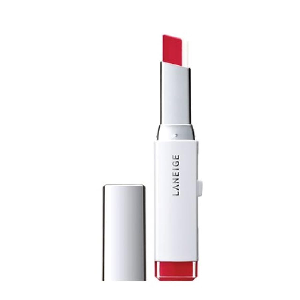 ラネージュ(LANEIGE)ツートーンリップバー(Two tone lip bar)2g カラー:4号 ミルクブローリング