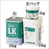 タジマ接着剤 セメントLK 4kg(Rパック) ビニル床タイル用