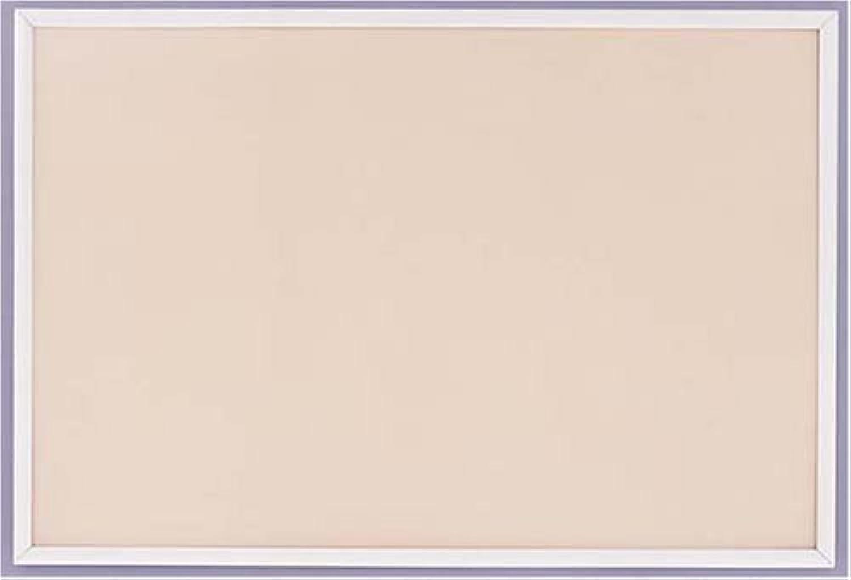 アルミ製パズルフレーム パネルマックス ホワイト (73x102cm)