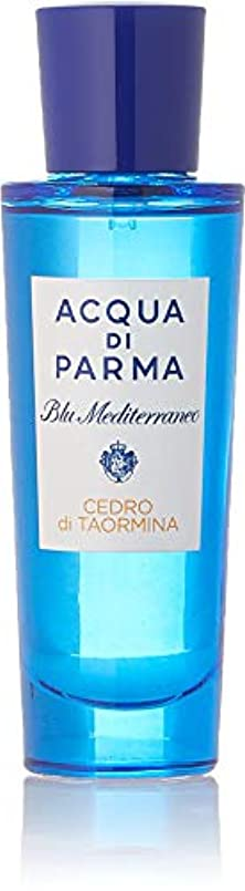 同様にウッズセミナーアクアディパルマ Blu Mediterraneo Cedro Di Taormina Eau De Toilette Spray 30ml/1oz並行輸入品