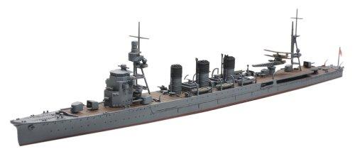 タミヤ1/700 日本軽巡洋艦 阿武隈
