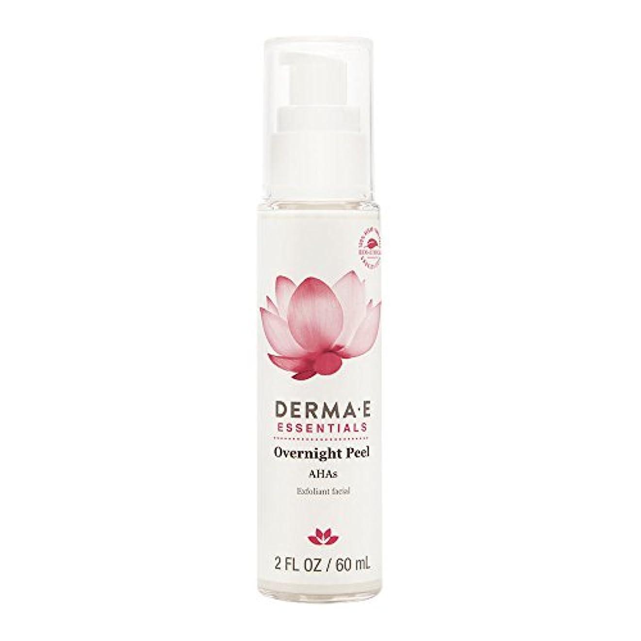 苦痛やめる個人的なDerma E Evenly Radiant Brightening Night Cream 56g/2oz並行輸入品