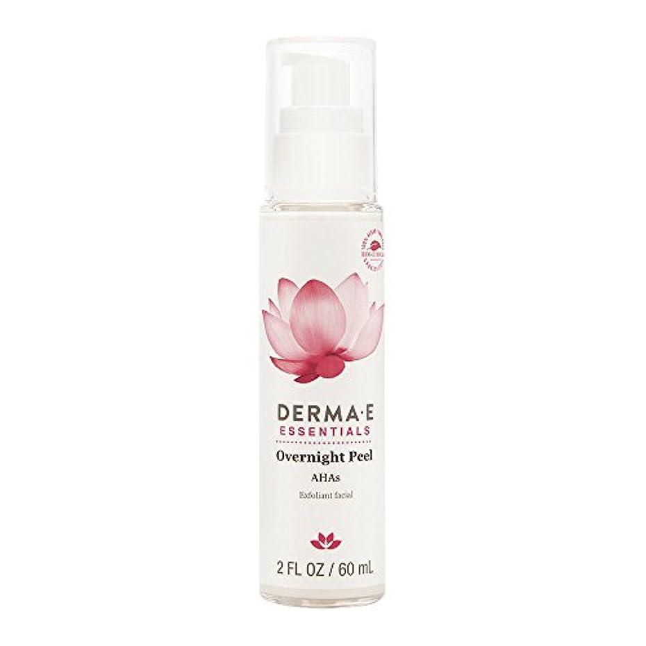 文明化公式早くDerma E Evenly Radiant Brightening Night Cream 56g/2oz並行輸入品