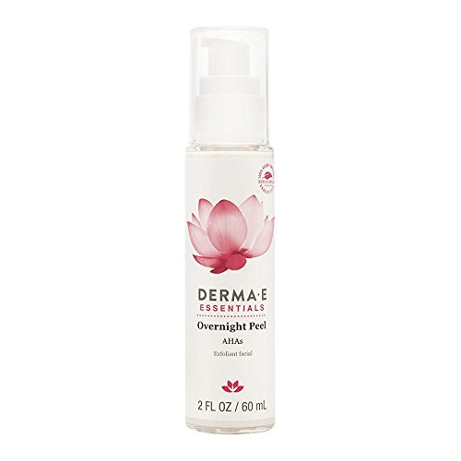 ピア練る犬Derma E Evenly Radiant Brightening Night Cream 56g/2oz並行輸入品