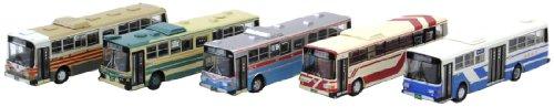 バスコレクション 富士重工業 5E 5台セットB