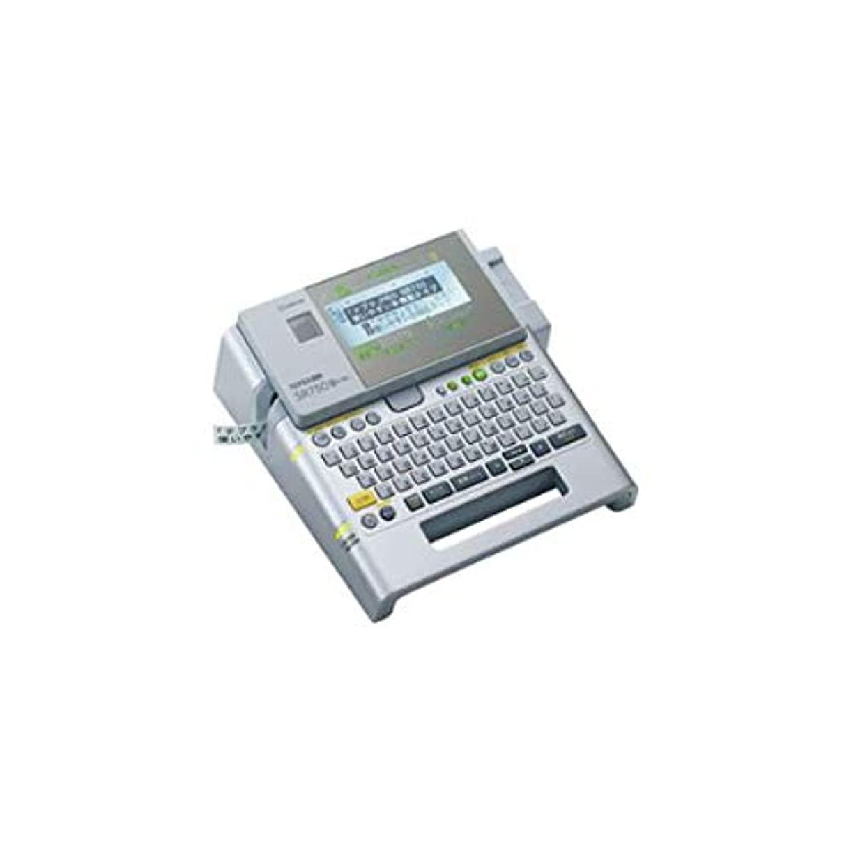 マチュピチュフォアタイプリマキングジム ラベルライター テプラPRO SR750 ds-2106109