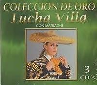 Lucha Villa Con Mariachi: Coleccion De Oro