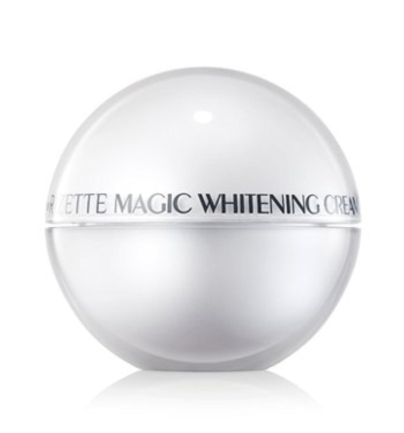 拍手する寮ヒュームリオエリ(Lioele) Rizette マジック ホワイトニング クリーム プラス/ Lioele Rizette Magic Whitening Cream Plus[並行輸入品]