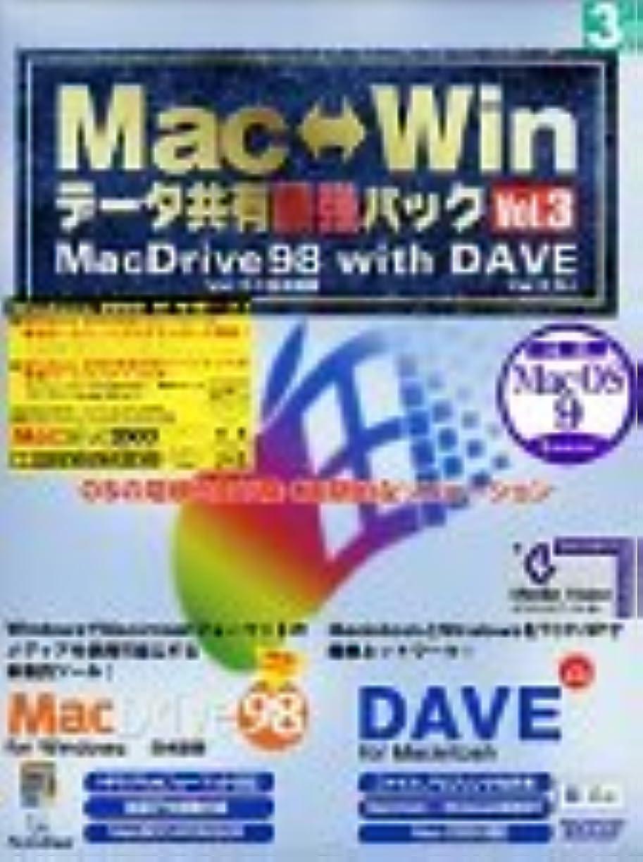 はぁ尋ねる世界的にMacDrive98 日本語版 Ver.3.1 With DAVE Ver.2.5J