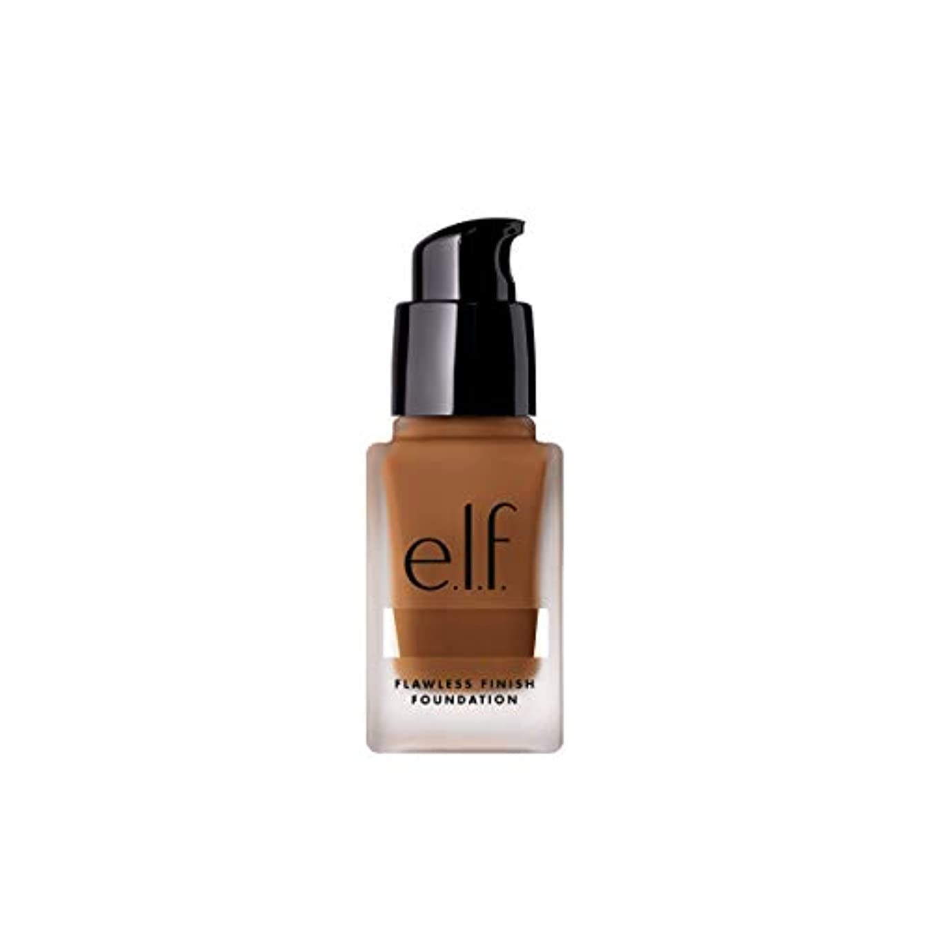 周り以内に乳剤e.l.f. Oil Free Flawless Finish Foundation - Nutmeg (並行輸入品)