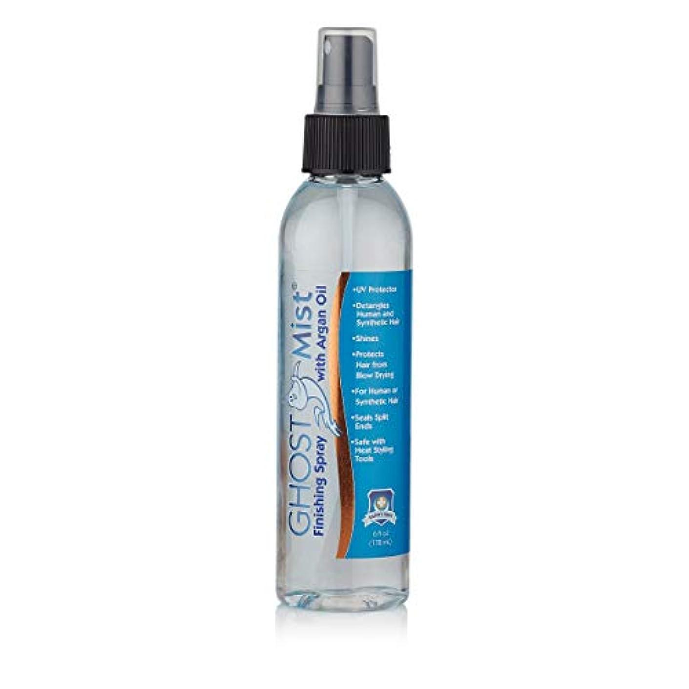 送料モンゴメリー糞Professional Hair Labs ゴーストミスト|ヘア&ウィッグ用アルガンオイル|ヘア&ウィッグプロテクター(6オンス)