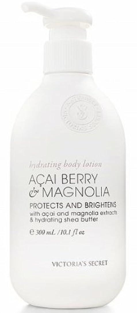 魔術師ウガンダ死んでいるVictoria's Secret Naturally Acai Berry Magnolia Body Lotion by Victoria's Secret