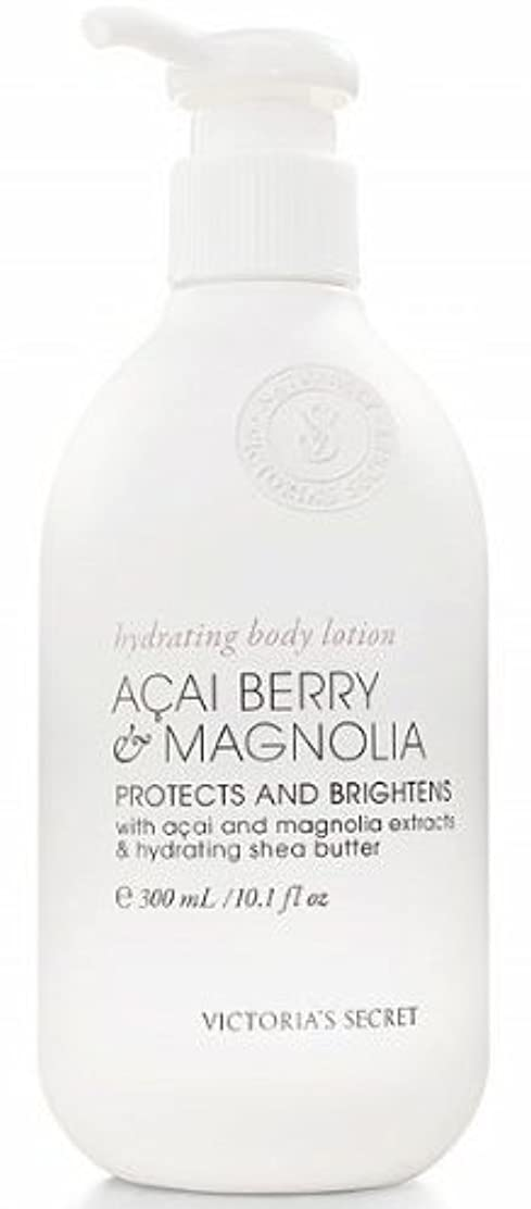 松明アンプうなるVictoria's Secret Naturally Acai Berry Magnolia Body Lotion by Victoria's Secret