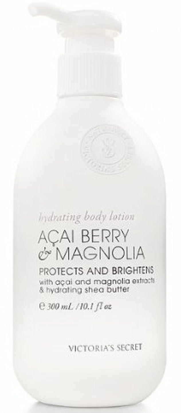 害虫手伝う現像Victoria's Secret Naturally Acai Berry Magnolia Body Lotion by Victoria's Secret