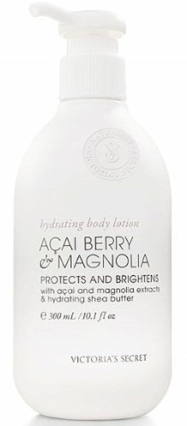 ラボ闇ベリVictoria's Secret Naturally Acai Berry Magnolia Body Lotion by Victoria's Secret
