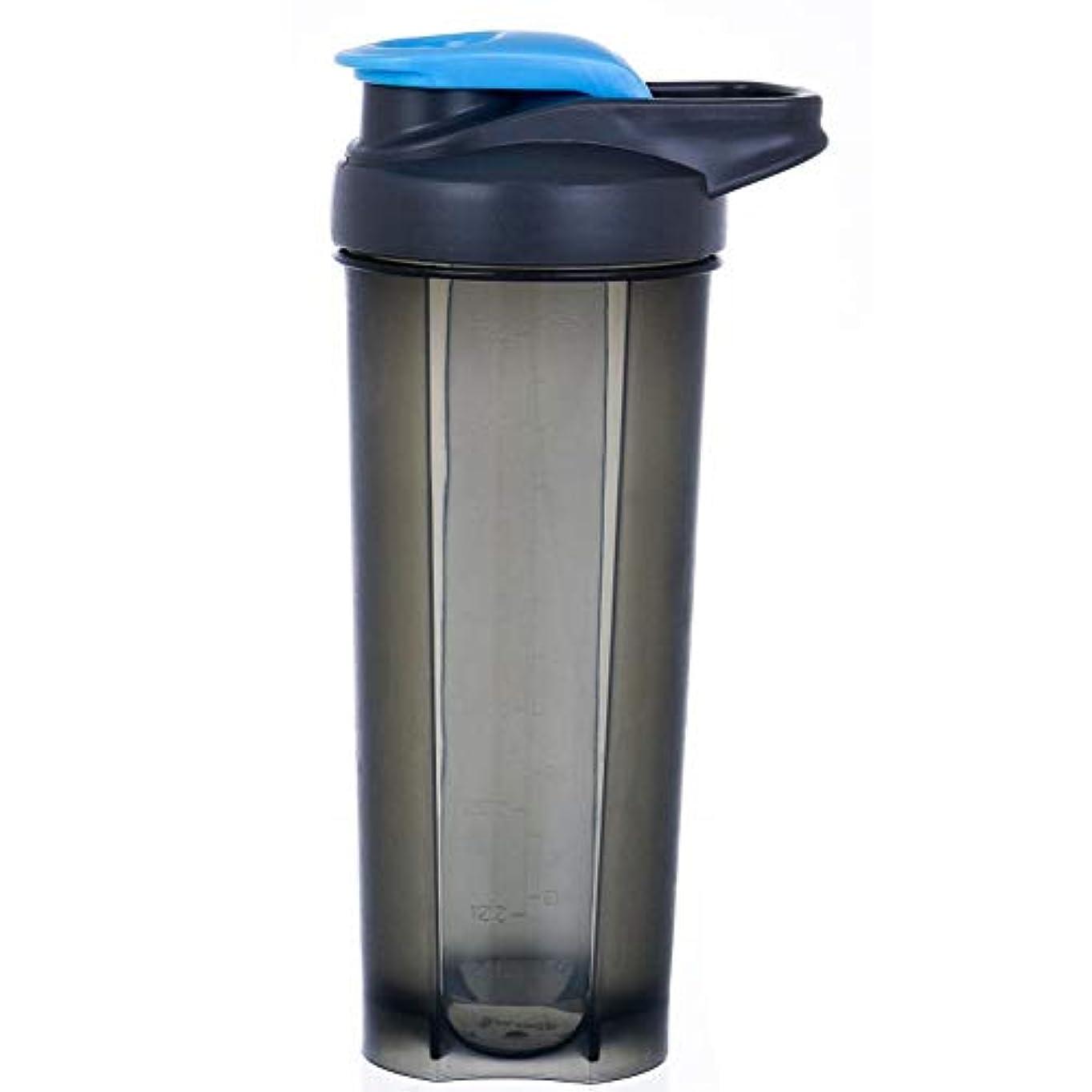 顕著ネスト抜粋ハンドル 蛋白質 粉 飲料 薬 混合の撹拌のびんが付いている 水差しの振動のコップ