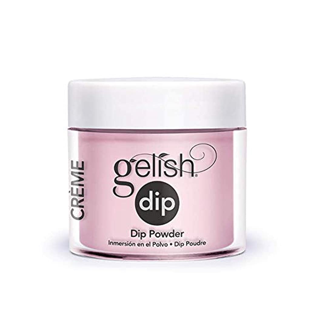 放送水族館ペレットHarmony Gelish - Acrylic Dip Powder - You're So Sweet You're Giving Me a Toothache - 23g / 0.8oz