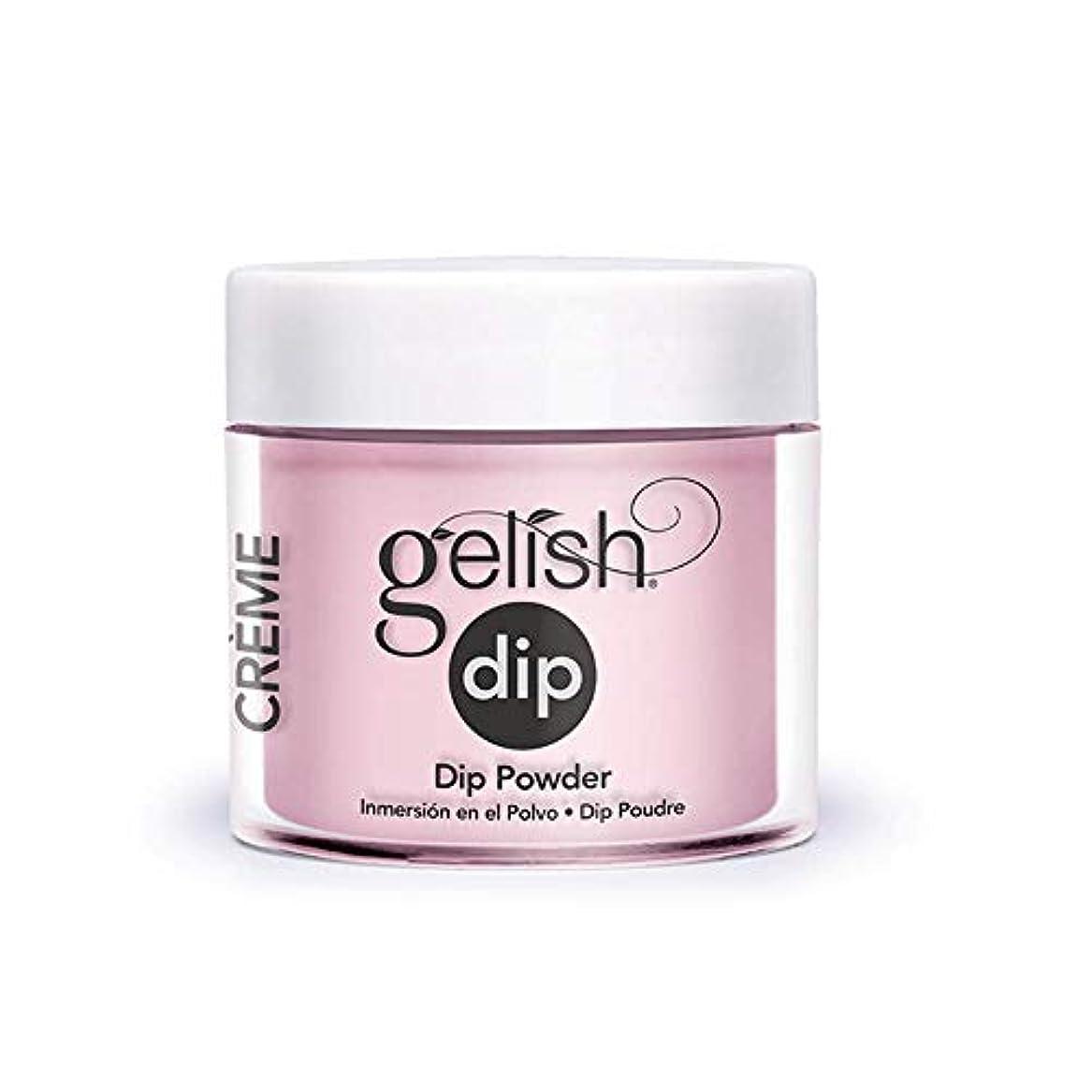 ディスクタップ請求Harmony Gelish - Acrylic Dip Powder - You're So Sweet You're Giving Me a Toothache - 23g / 0.8oz