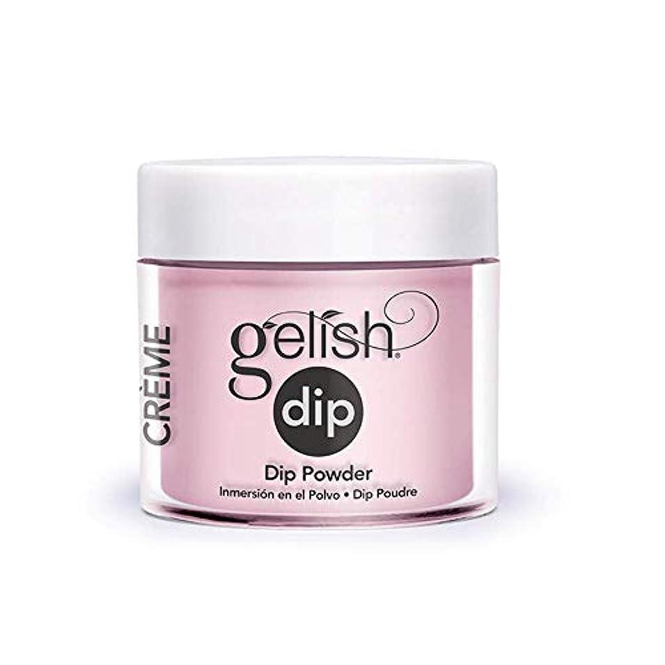 発見するペット治すHarmony Gelish - Acrylic Dip Powder - You're So Sweet You're Giving Me a Toothache - 23g / 0.8oz