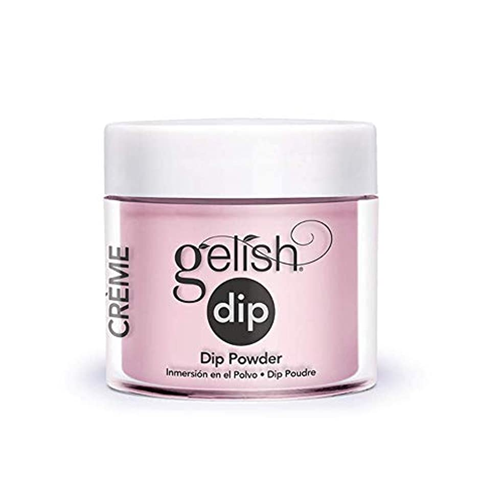マウント肖像画マディソンHarmony Gelish - Acrylic Dip Powder - You're So Sweet You're Giving Me a Toothache - 23g / 0.8oz
