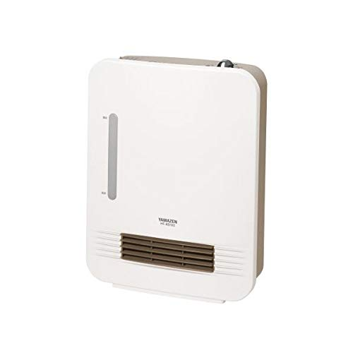 YAMAZEN 加湿セラミックヒーター HF-KB122-W