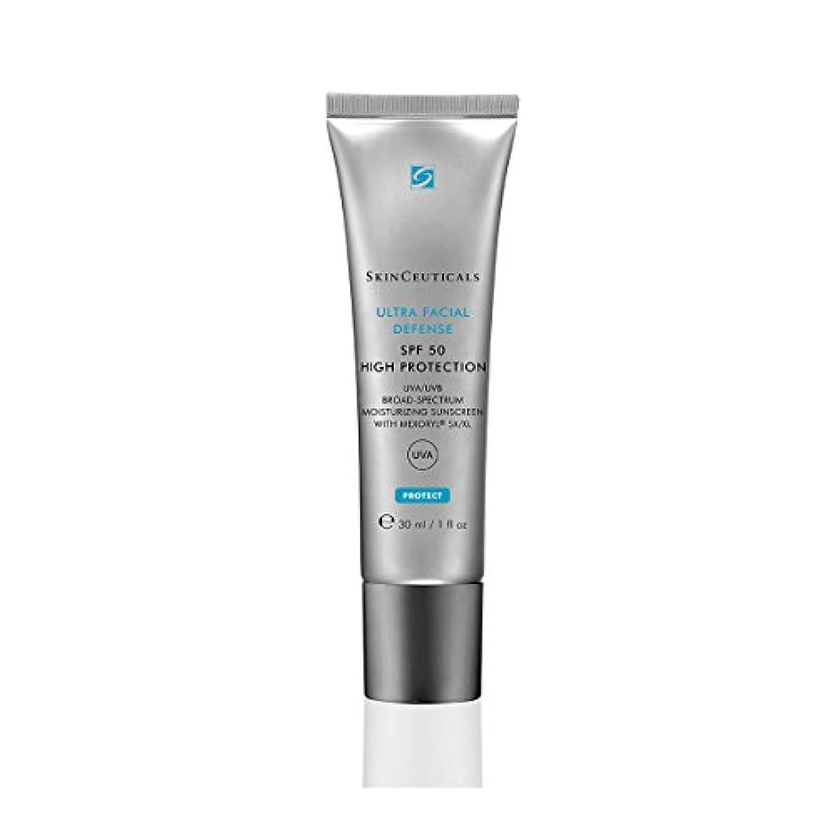 ウナギ観点軽蔑するSkinceuticals Protect Ultra Facial Defense Spf50+ 30ml [並行輸入品]