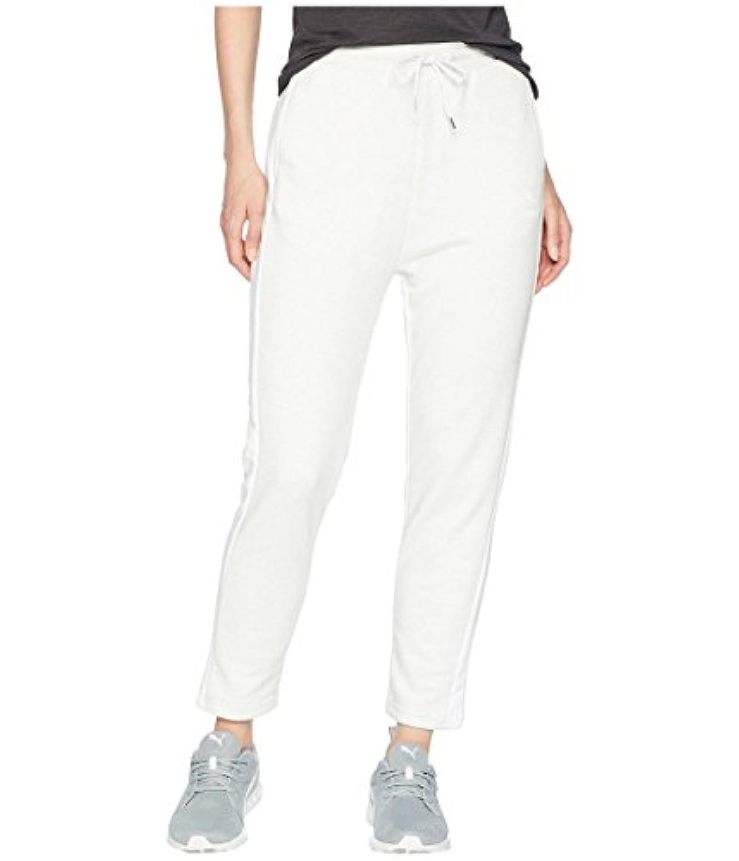 [PUMA(プーマ)] レディースセータージャンプスーツ Classics T7 Track Pants White/Ice Heather XL