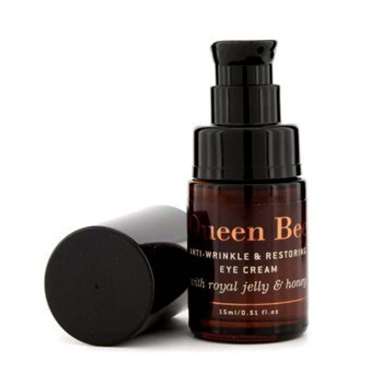 始まり背骨ペパーミントApivita Queen Bee Anti-Wrinkle and Restoring Eye Cream 0.51 fl oz. by Apivita [並行輸入品]