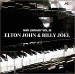 MIDI Library Vol.18 Elton John &Billy Joel