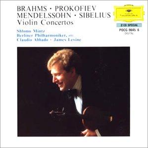 メンデルスゾーン:ヴァイオリンの詳細を見る