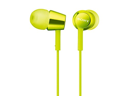 ソニー SONY イヤホン MDR-EX150 : カナル型 グリーン MDR-EX150 G