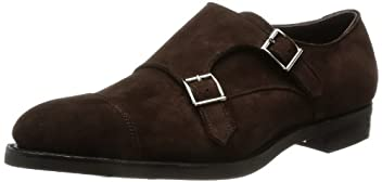 Genshiro: Dark Brown Suede